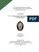 Pembuatan Web Sistem Informasi Akademik