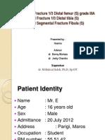 Case Report Ortopedi