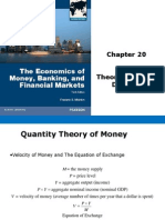 (8) Theory of Money Demand