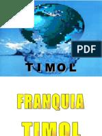 APRESENTAÇÃO internet  FRANQUIA TIMOL  BINÁRIO