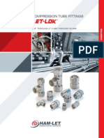 Letlok Tube Fittings
