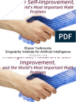 World's Most Important Math Problem (Eliezer Yudkowsky, Future Salon)