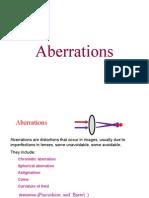 Aoptic-abbration