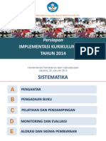 Konsep Dan Implementasi Kurikulum 2013