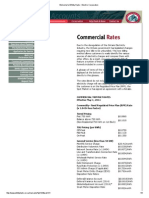 Commercial Rates