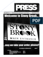 The Stony Brook Press - Volume 19, Issue 1