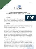 Compromiso de Lokarri