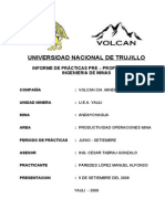 Informe Ppp Andaychagua Volcan