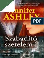 Jennifer Ashley - Szabadito Szerelem
