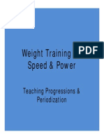 Boo Schexnayder Weight Training for Speed Power
