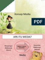 Konsep Media