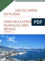 Roberto CapacidadCargaIslaLaRoquetaAcapulco