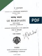 Mahavastu_vol1