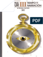 Paul Ricoeur - Tiempo y Narración III