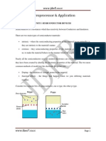 Aircraft Electronics, Microprocessor & Application