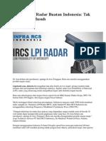 IRCS LPI Radar