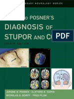 Plum and Posner's Diagnosis of Stupor and Coma 4th(416)