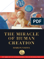 Miracle of Human Creation 1st Ed