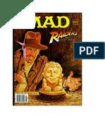 Indiana Jones MAD Magazine