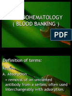 Immuno Hematology