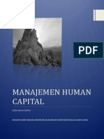 Manajemen Human Capital