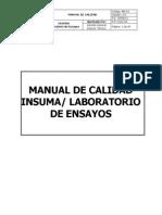 MC-01 Manual de Calidad LAB SUELOS