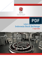 IDX Latest Update - 140417 - Rp