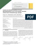 (6E) Hydroximino 4 en 3 One Steroids