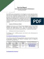Annex 3_On_line Reports_LGU Performance