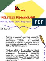 Politici Financiare Romania