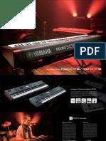 MOXF Catalog