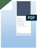 BONUS - Binary Options Introduction