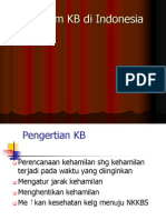 Program KB Di Indonesia.ika