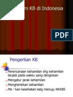 Program KB Di Indonesia.ika