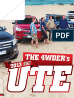 2013 4wd Action Ute of the Year Web