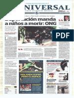 GradoCeroPress-Dom 06 Julio 2014 Portadas Impresas Medios Nacionales