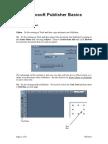 Publisher Basics