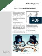 CM3002 Sensors in CM
