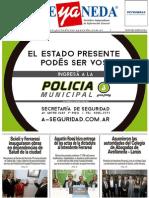 Periódico Aveyaneda - Junio 2014