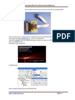 Programacion de Microcontroladores