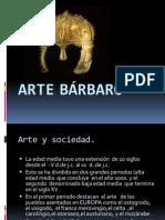 Arte Bárbaro