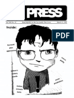 The Stony Brook Press - Volume 19, Issue 12