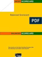 Basics of Balance Scorecard