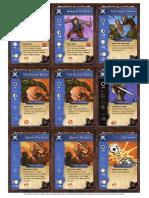 Hero Cards Soldier