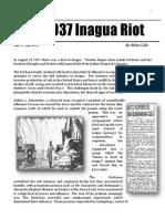1937 Inagua Riot