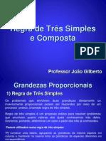 Regra de Tres Simples e Composta