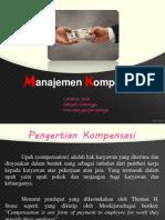 PPT Manajemen Kompensasi New