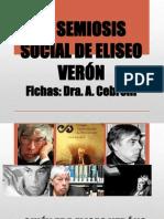 La Semiosis Social de Eliseo Verón
