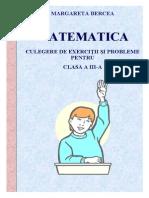 Denisia.files.wordpress.com 2011 09 Culegere de Exercic5a3ii c59fi Probleme Pentru Cl a III A