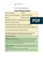 activity 8 guided reading protocol